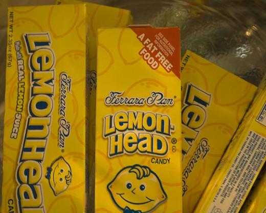 Lemonhead Boxes