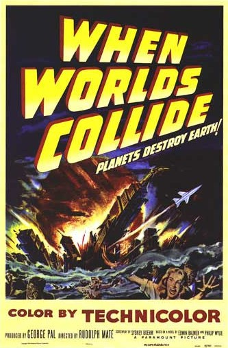 Movie Poster of When Worlds Collide