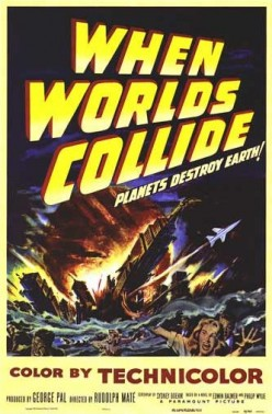 Will you leave earth? When Worlds Collide