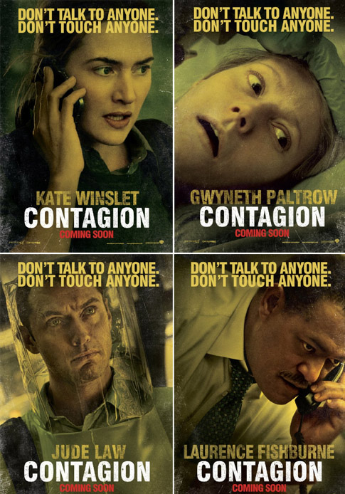 "While ""Contagion"" is a product of the film industry, the premise is not too far from reality."