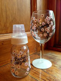 Wine Glass Gift
