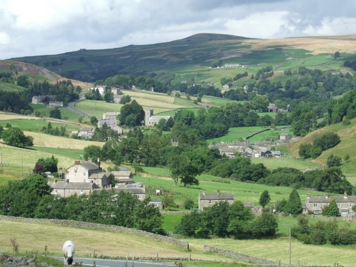 Arkengarthdale takes you from the Tan Hill to Barnard Castle road back down into Swaledale, following the Arkle