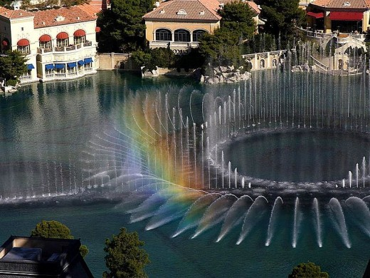 Fountains at Bellagio
