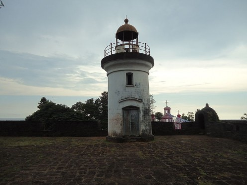 Lighthouse, Thalassery
