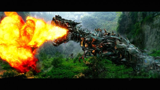 Transformer: Age of Extinction 2D screenshot