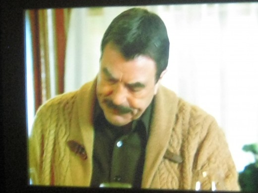 Tom Selleck plays the NYPD police commissioner. I couldn't have cast the role better myself!