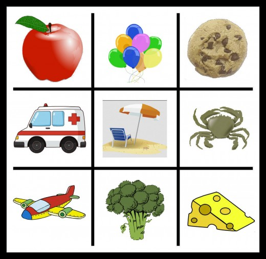 Everyone knows their ABC's, right? Well, let's get started. Credit for the clip art is farther down the page!