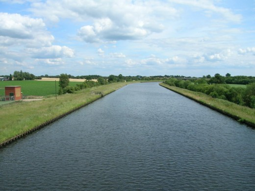 The Knottingley & Goole Canal