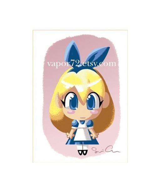 """""""Alice"""" by Serapio Calm"""