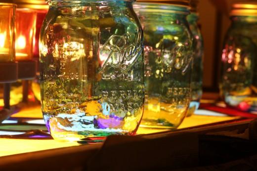 Get creative with your mason jars