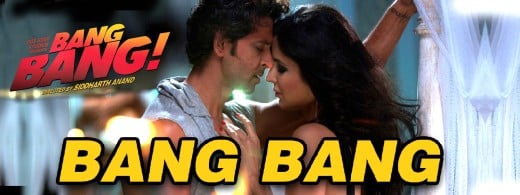 Get the Latest News and Watch the new video of Bang Bang Movie on Biscoot Showtym.