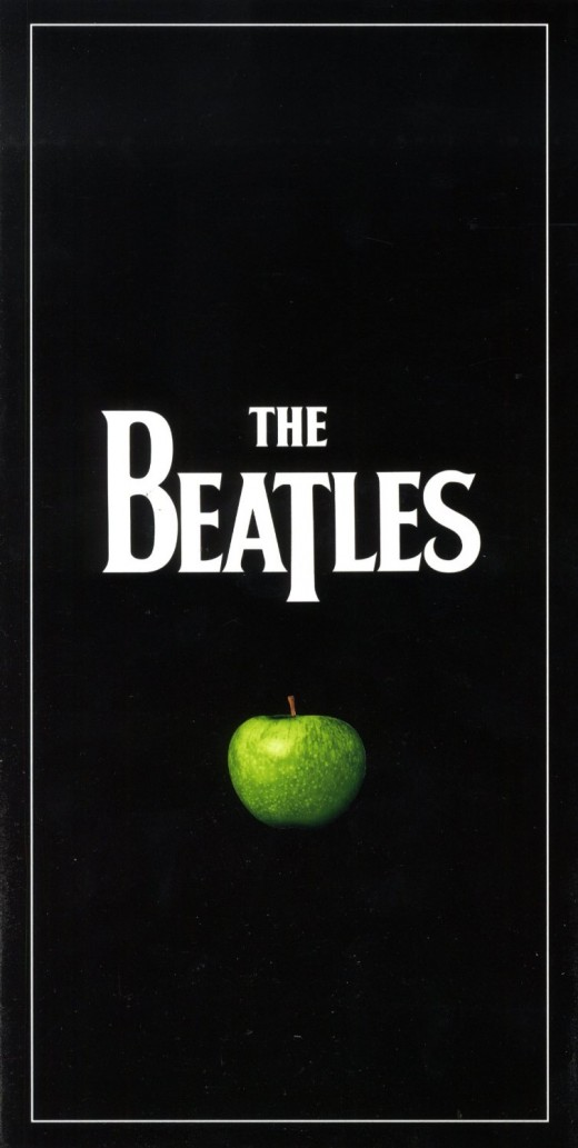 Cover of boxed set containing all 13 original studio albums