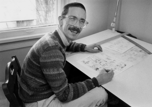 Bill Watterson - Father of Calvin & Hobbes