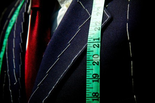 Tailor your suits for the perfect fit in your wheelchair