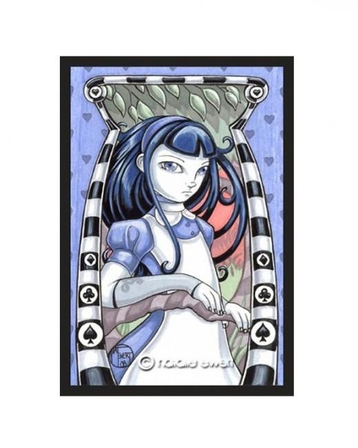 """Alice in Blue"" by Natalie Ewert"