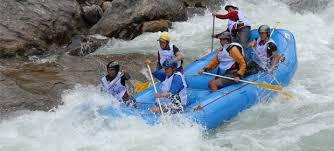 Seti, River Rafting