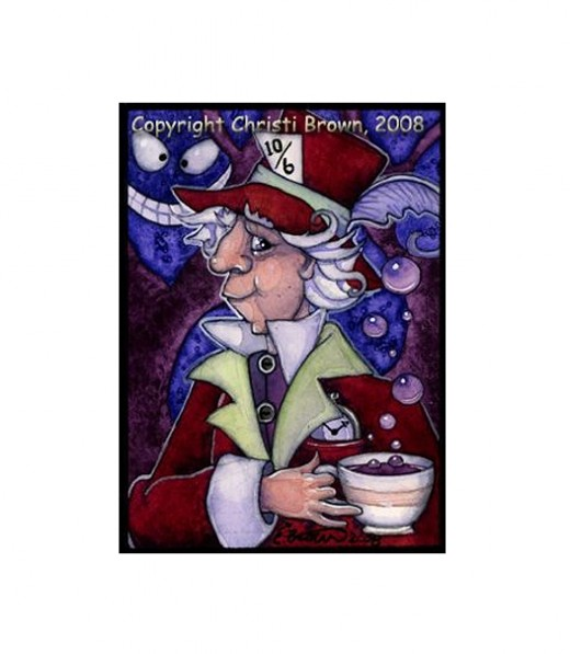 """The Mad Hatter"" by Christi Brown"