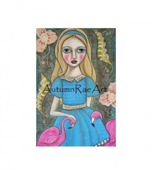 """""""Alice in Wonderland"""" by Autumn Rae"""