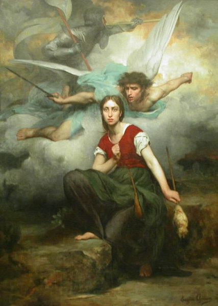 Joan of Arc and Her Visions