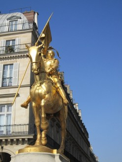 Joan of Arc – A Saint and Legendary Figure of France