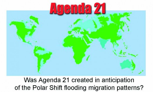 Agenda 21 was created by many nations in 1993 to control human migration patterns and ensure economic and resource sustainability in the future.