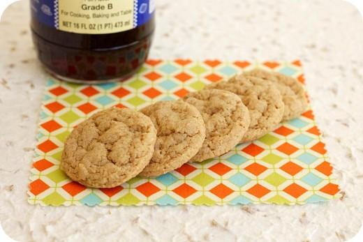 A vegan twist on a classic cookie.