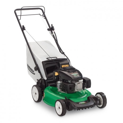 The Lawn-Boy 10734 Kohler is highly rated, thanks to its tried and tested qualities of reliability and maneuverability.  The mower starts with just a simple turn of a key, making it convenient and easy to use.  Excellent value for money.
