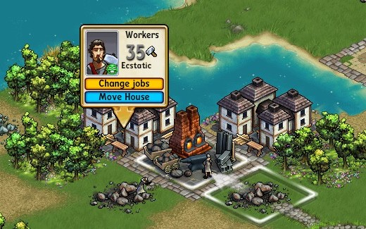 Optimal building placement in CivWorld allows you to maximize your income.