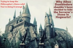 Harry Potter Series: Why Albus Dumbledore Shouldn't Have Hidden the Sorcerer's Stone in Hogwarts?