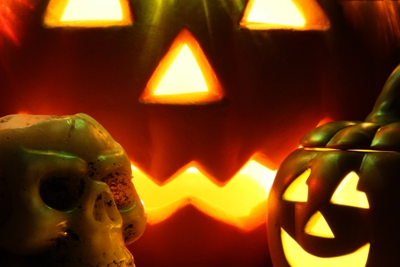 Adding pumpkins to your holiday decorating ideas is traditional, and they go very well with other Halloween decorations.