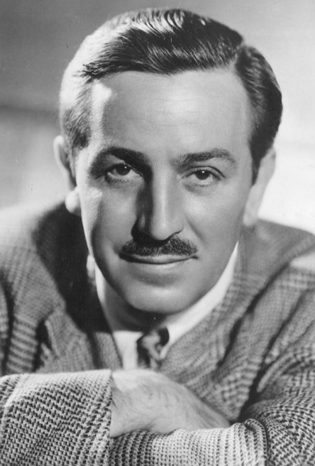 A young Walt Disney, photo taken in 1946