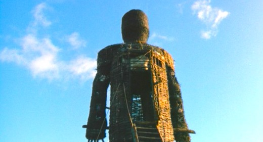 That's a lot of wicker, man!