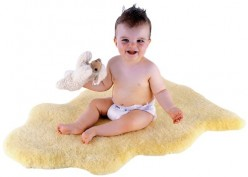 Why Sheepskin is a Perfect Baby Shower Gift