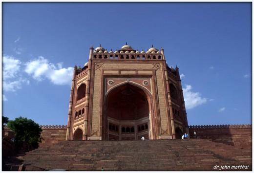 Buland Darwaza (Gate)