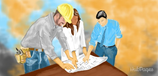 Quality assurance specialists work on a team.