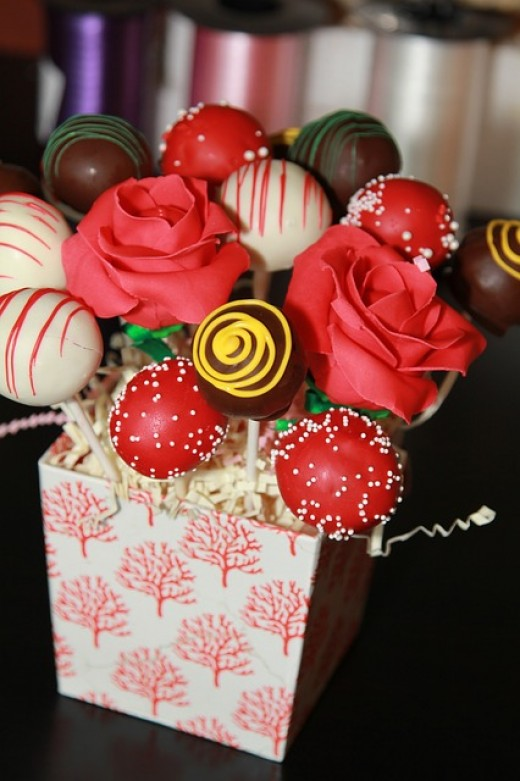 Decorating Cake Pops Easy : Easy To Make Cake Pops