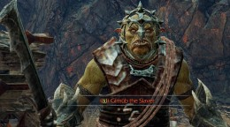 Gimub the Slaver is ugly and mean.