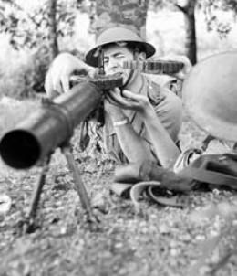 Lewis Light Machine Gun