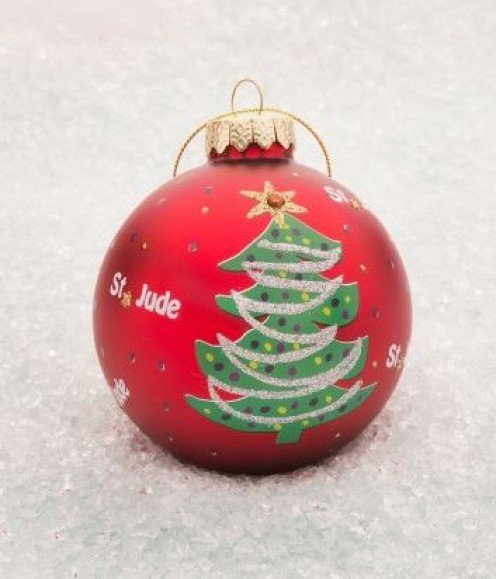 St. Jude's Ornament