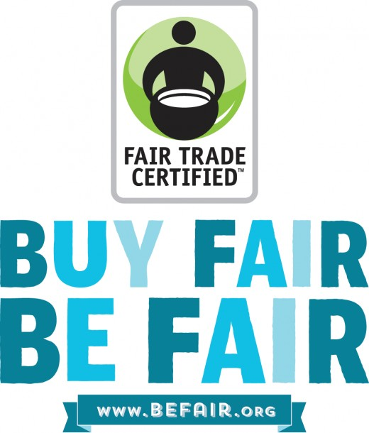The Fair Trade mark on your food, clothing and other products tells you they were grown and manufactured with care for the workers and the environment
