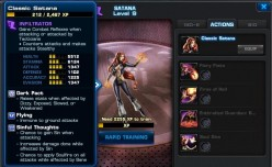 Strategy Guide for Satana in Marvel: Avengers Alliance