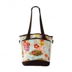 Floral Sky sling tote bag by Fleurville