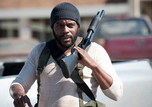 Tyreese from The Walking Dead