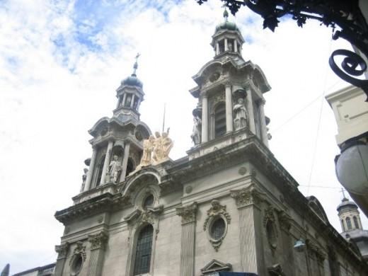 Another beautiful European inspired Catholic Church