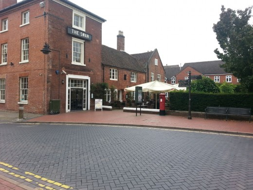 Ask Italian, The Swan, 27 Bird Street, Lichfield, WS13 6PW