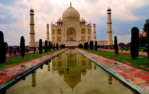 My best capture of Taj.