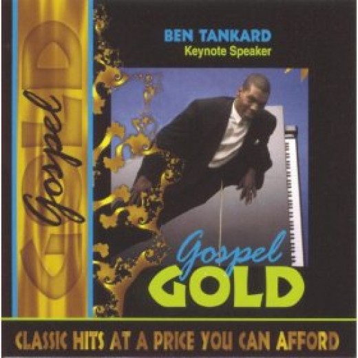 Ben Tankard release featuring guest spots from First Call, Angie & Debbie and Mervyn Warren.
