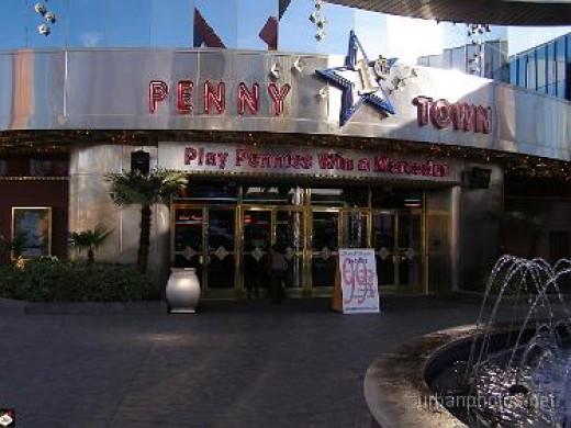 Riviera Las Vegas Penny Town
