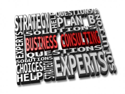 Business Consulting Help