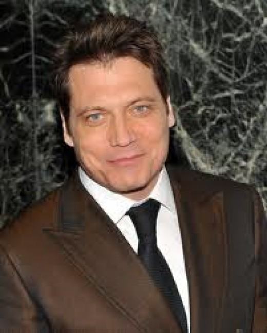 Holt McCallany as Robert McCoy in Blue Blood.